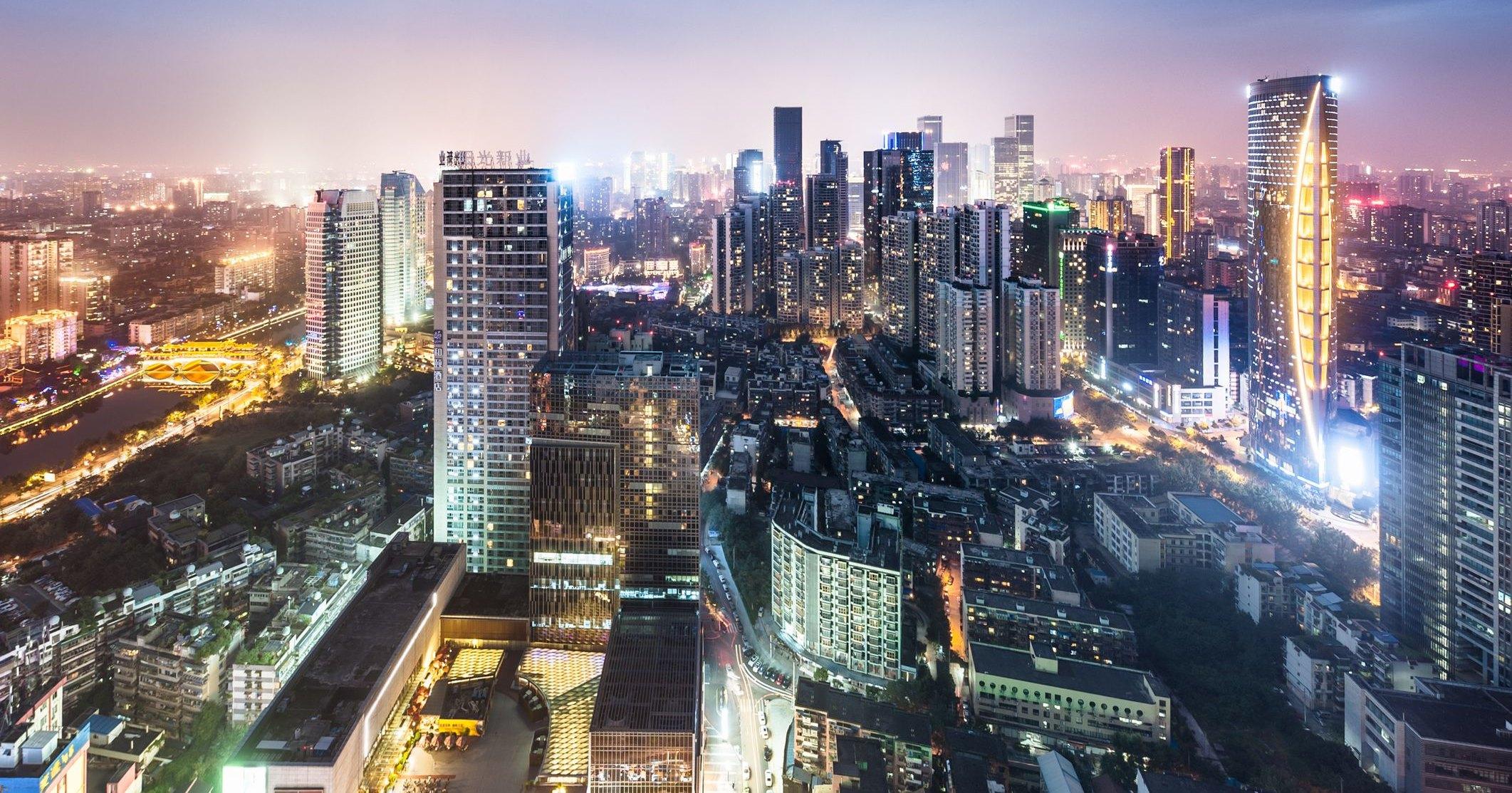 Китай хочет освещать города искусственной Луной