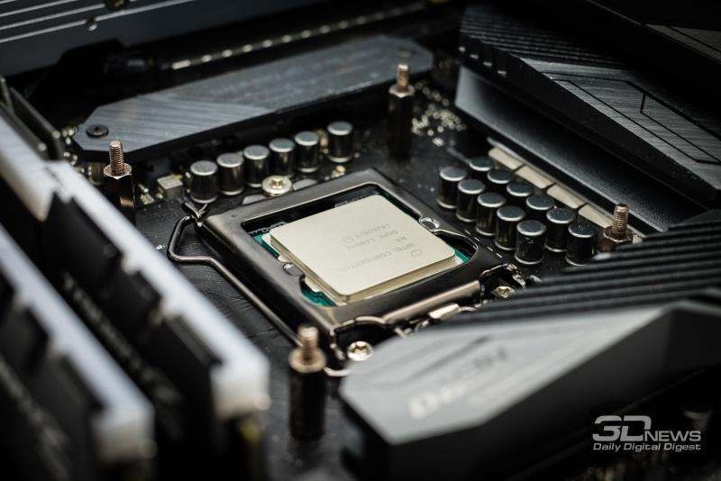 Новая статья: Обзор процессора Intel Core i7-9700K: Ryzen 7 уже не топ