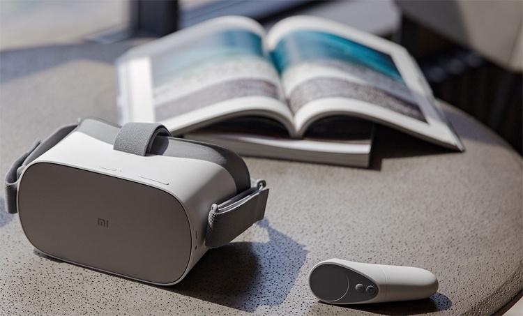 Xiaomi Mi VR Super Player: комплект из VR-шлема и набора игр за 0