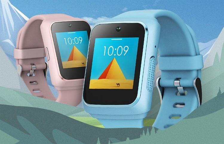 Детские смарт-часы Lenovo Watch C оснащены камерой и приёмником GPS