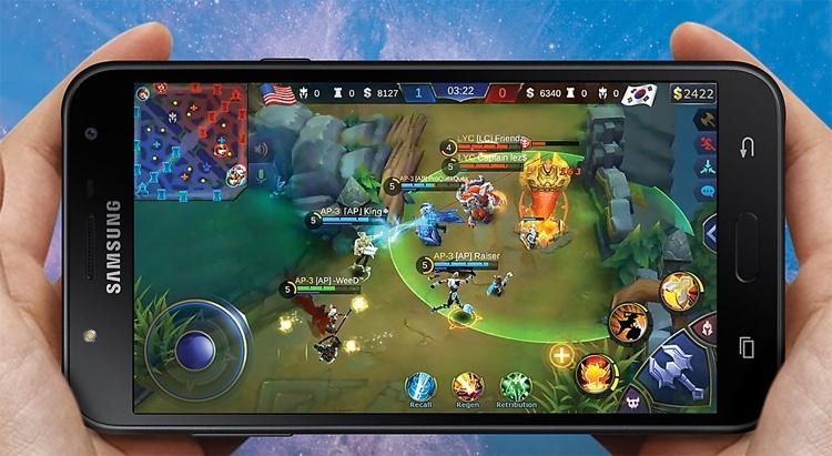 В Samsung начата разработка игрового смартфона