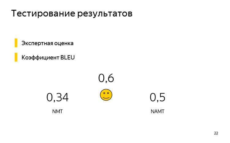 История и опыт использования машинного перевода. Лекция Яндекса - 12