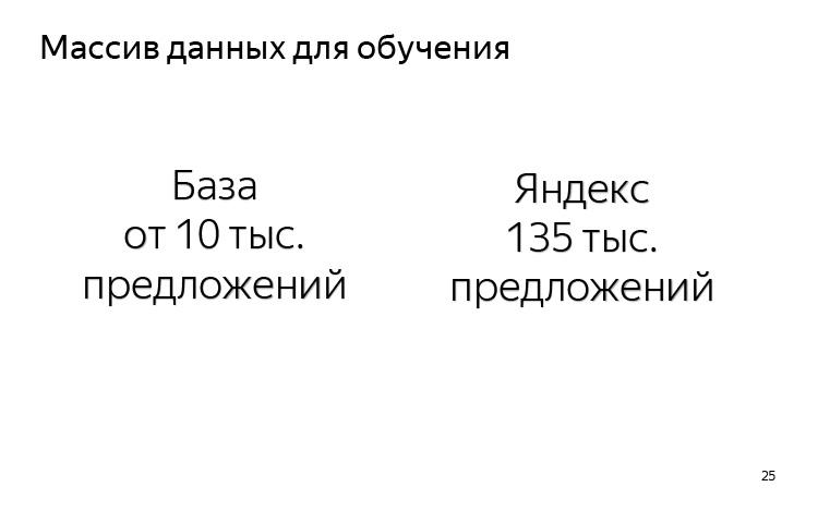 История и опыт использования машинного перевода. Лекция Яндекса - 15