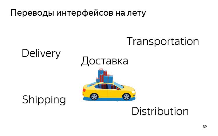 История и опыт использования машинного перевода. Лекция Яндекса - 28