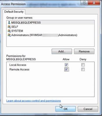 Настройка связанных серверов: ms sql server и teradata - 15