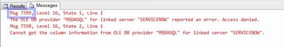 Настройка связанных серверов: ms sql server и teradata - 5