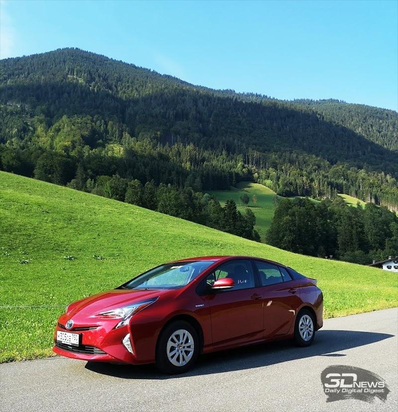 Новая статья: Обзор и длительный тест Toyota Prius: казнить нельзя помиловать