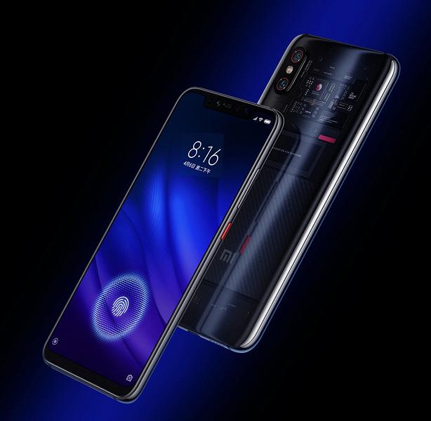 Смартфон Xiaomi Mi 8 Pro начал покорять мировой рынок раньше, чем ожидалось