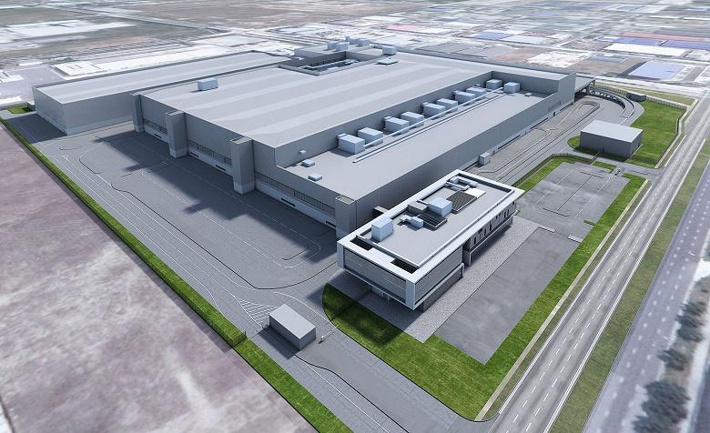 Стало известно, где будет построен электромобильный завод Dyson