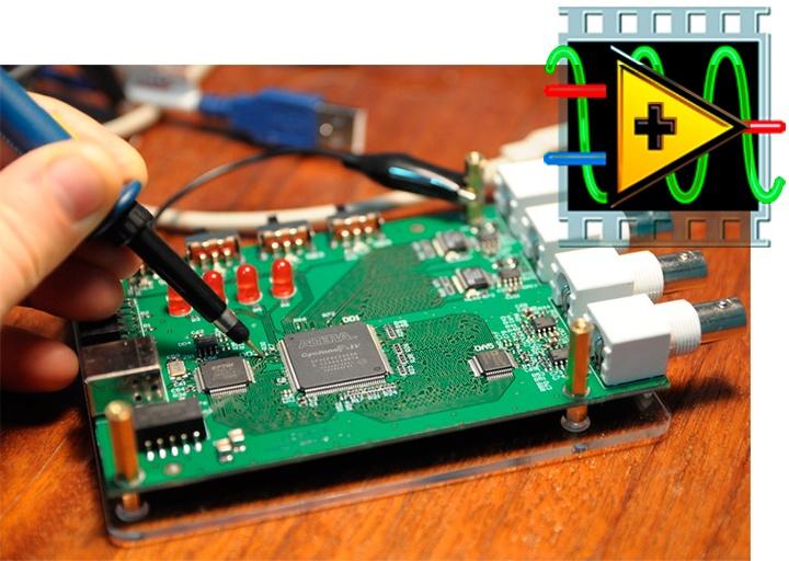 Пишем загрузчик ПЛИС в LabVIEW - 1