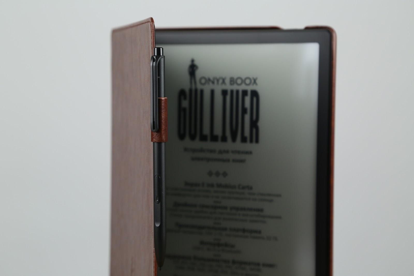 Путешествие в страну великанов: Обзор ONYX BOOX Gulliver - 1