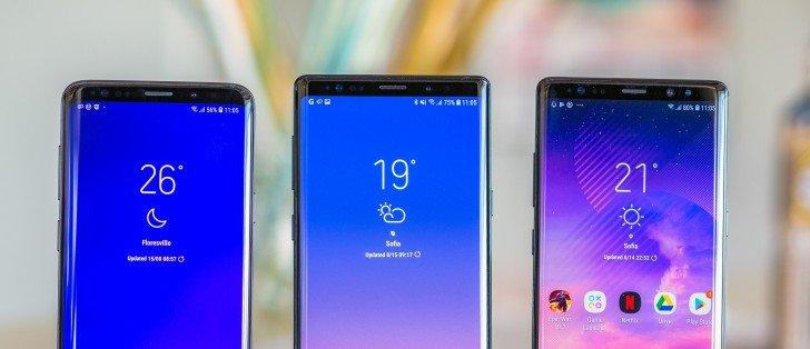 Стали известны новые подробности о флагманских смартфонах Samsung Galaxy S10