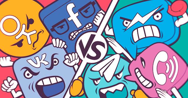 Мессенджеры vs соцсети vs … — анонс нового проекта - 1