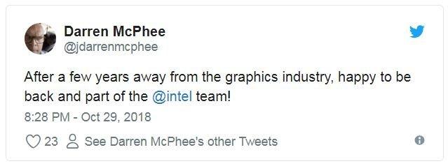 Бывший директор по маркетингу AMD перешел в Intel