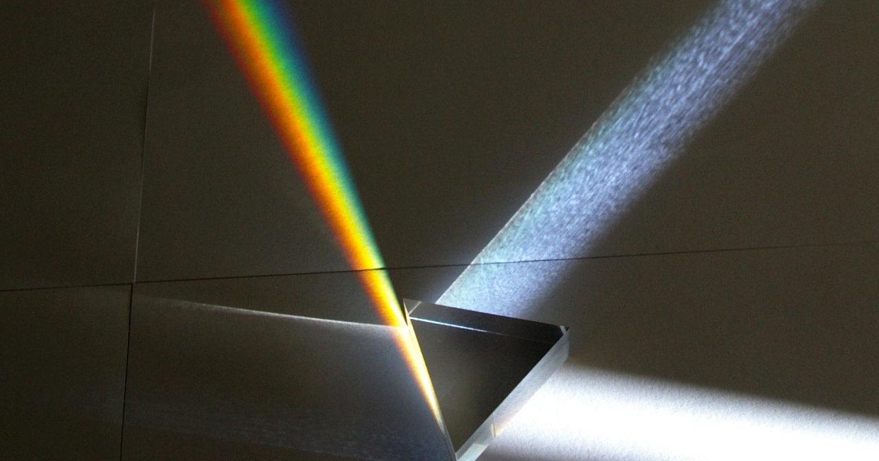 Новый способ распространения света в стекле