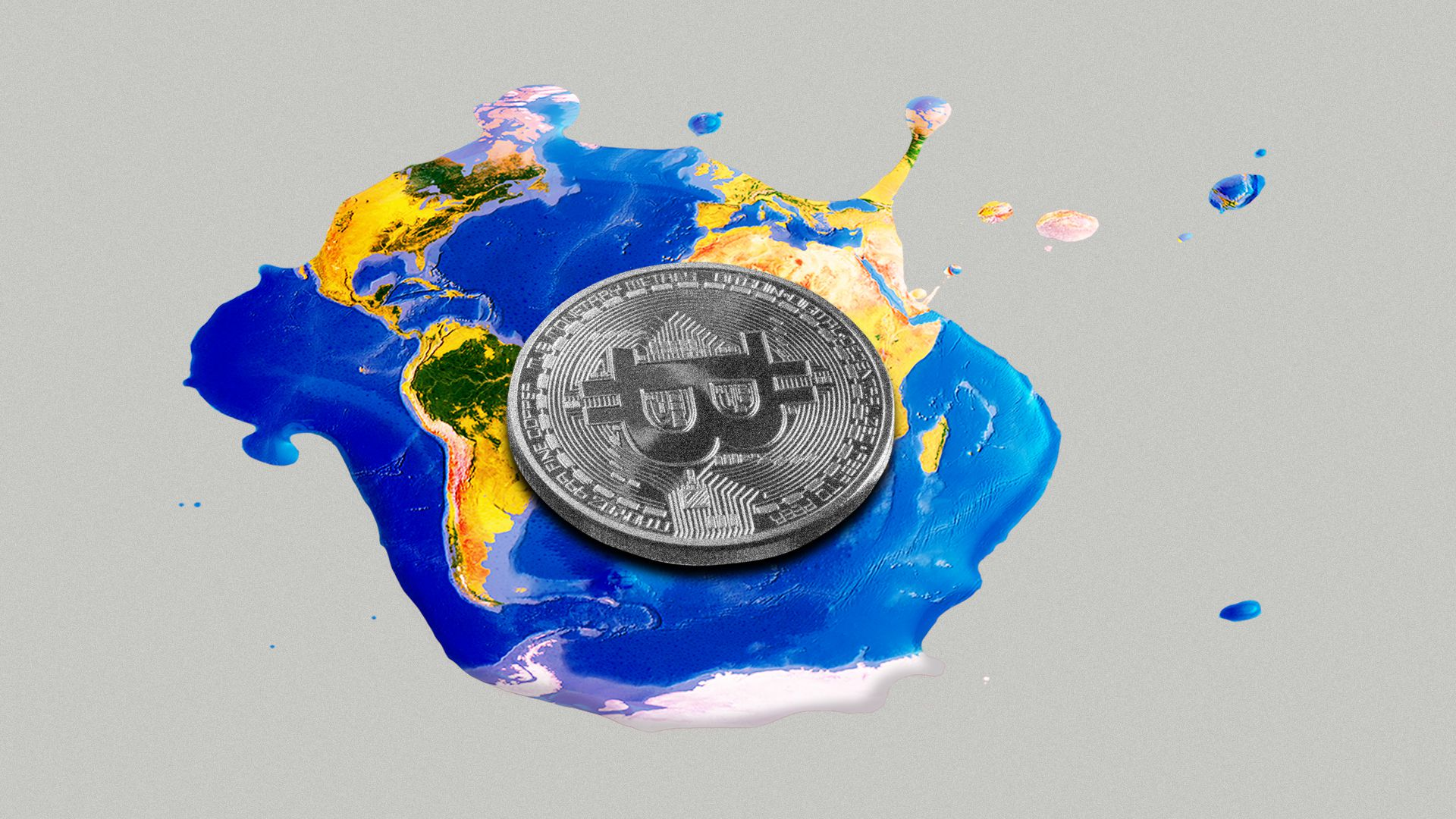 Нет, Bitcoin не уничтожит наш климат к 2033 году - 1