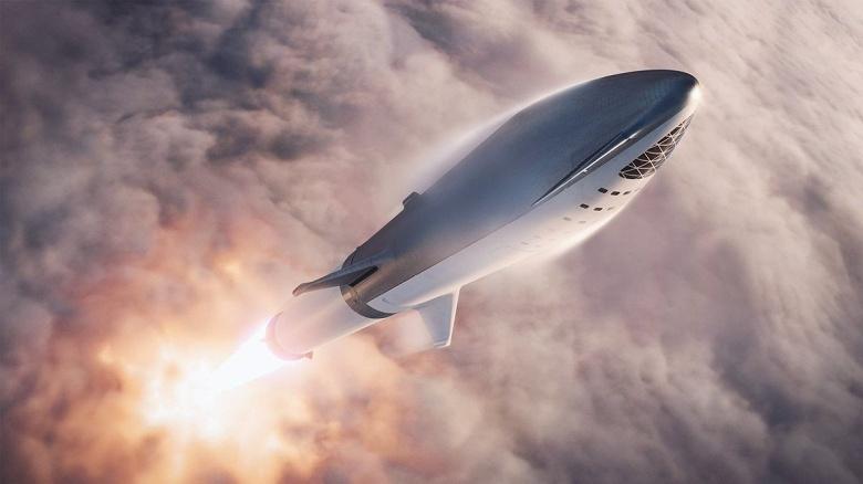 Илон Маск рассказал, что в рамках испытаний ракету Falcon 9 превратят в мини-BFR
