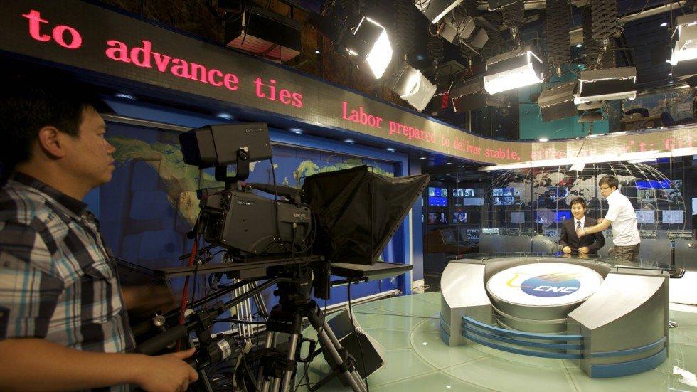 Агентство «Синьхуа» заменило диктора-человека CGI-моделью с синтезированным голосом - 1
