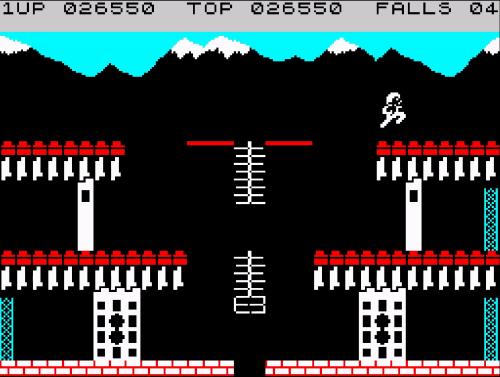 Древности: ZX Spectrum, программы на кассетах и высокая чёткость - 1