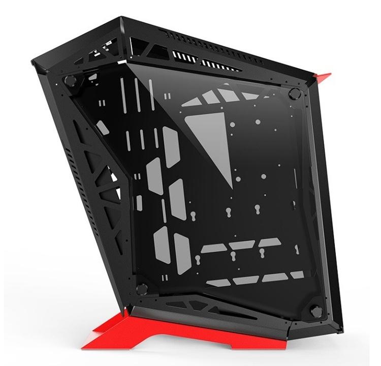 Jonsbo MOD2: эффектный ПК-корпус из алюминиево-магниевого сплава