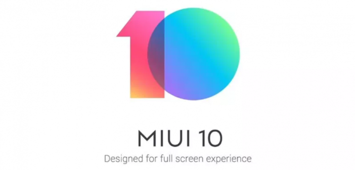 Xiaomi Mi Pad 4 получил стабильную версию MIUI 10