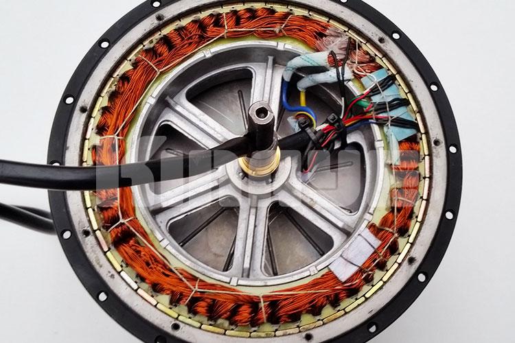 Компоненты электровелосипеда: мотор - 10