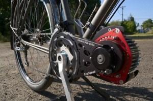 Компоненты электровелосипеда: мотор - 2