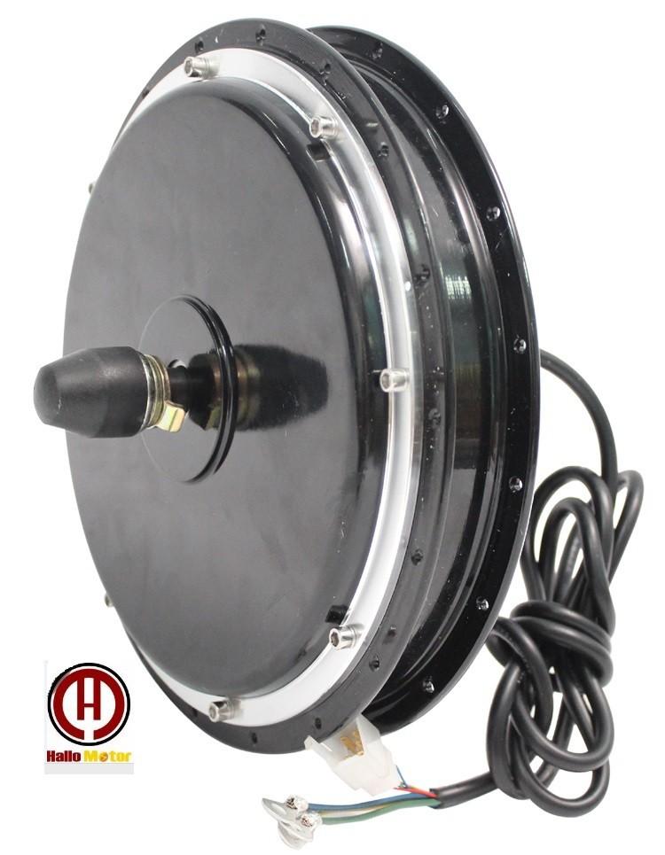 Компоненты электровелосипеда: мотор - 9