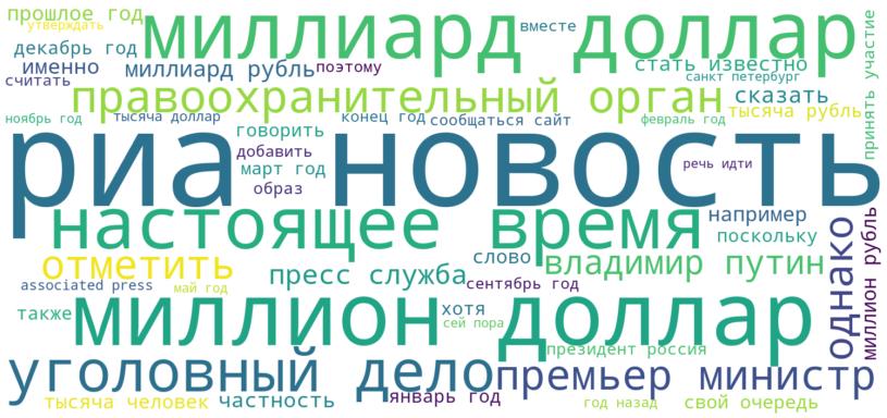 Совершеннолетняя журналистика: от России до Кремля - 1