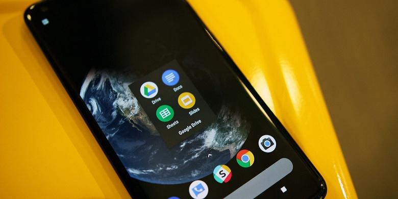 В Android появилась возможность вручную выполнить резервное копирование на Google Drive