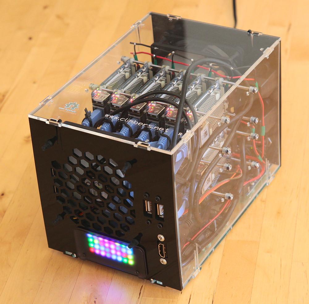 96-ядерный суперкомпьютер на одноплатниках NanoPi Fire3 - 1