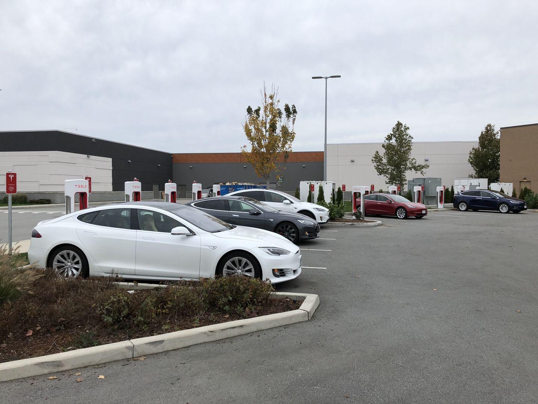 Расходы на Tesla - 1