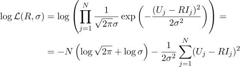 В трёх статьях о наименьших квадратах: ликбез по теории вероятностей - 27