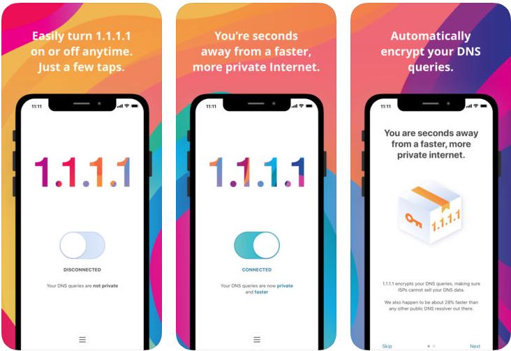 DNS Over TLS & Over HTTPS теперь и на iOS-Android и для всех сетей сразу [Спасибо Cloudflare] - 1