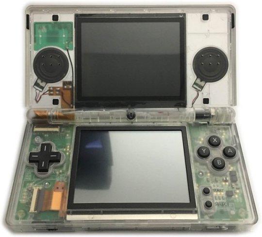 GPU консоли Nintendo DS и его интересные особенности - 1