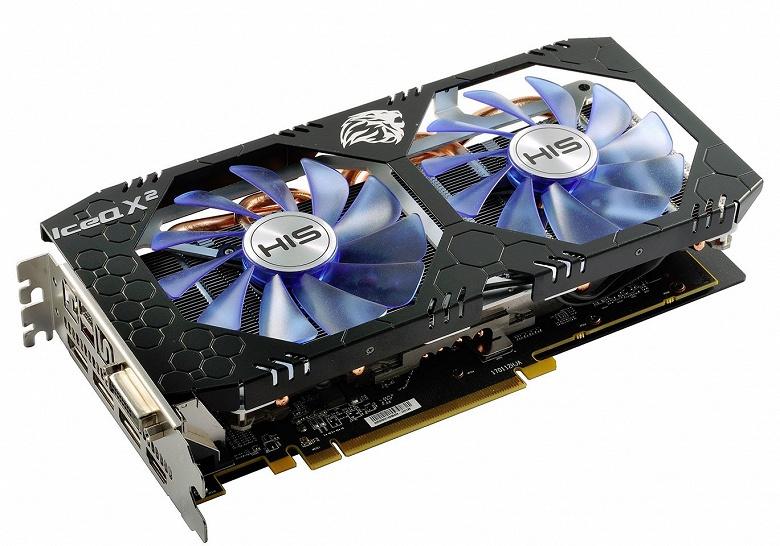 Первые объёмные тесты видеокарты Radeon RX 590 показывают существенное превосходство новинки над Radeon RX 580