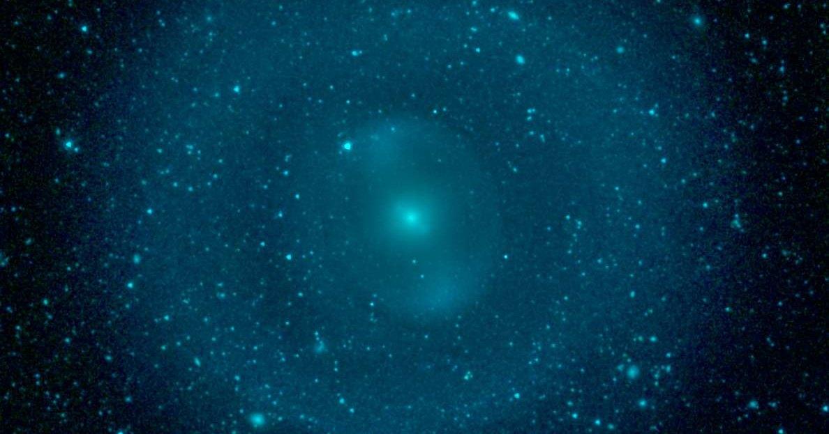 Соседняя галактика оказалась похожей на матрешку