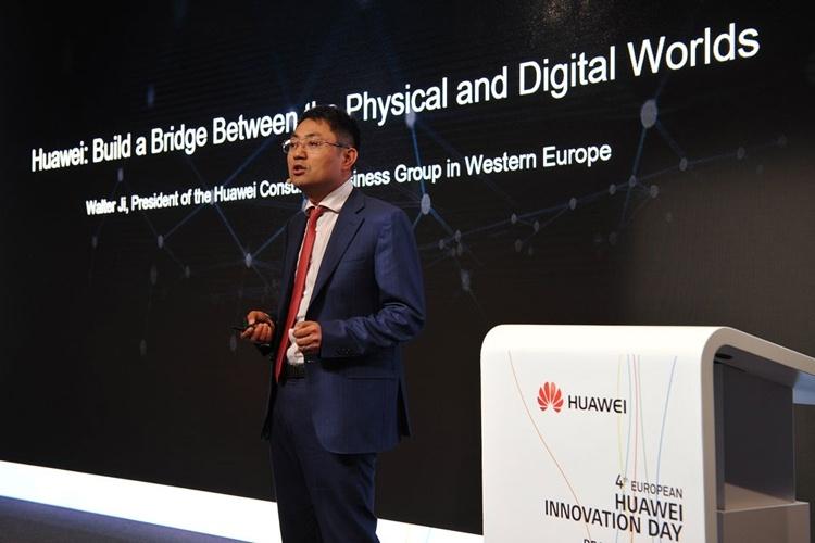 Huawei выпустит смартфон с «квадрокамерой» в 2019 году