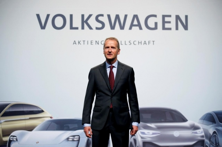 Volkswagen планирует выпустить до 50 млн электромобилей на платформе MEB