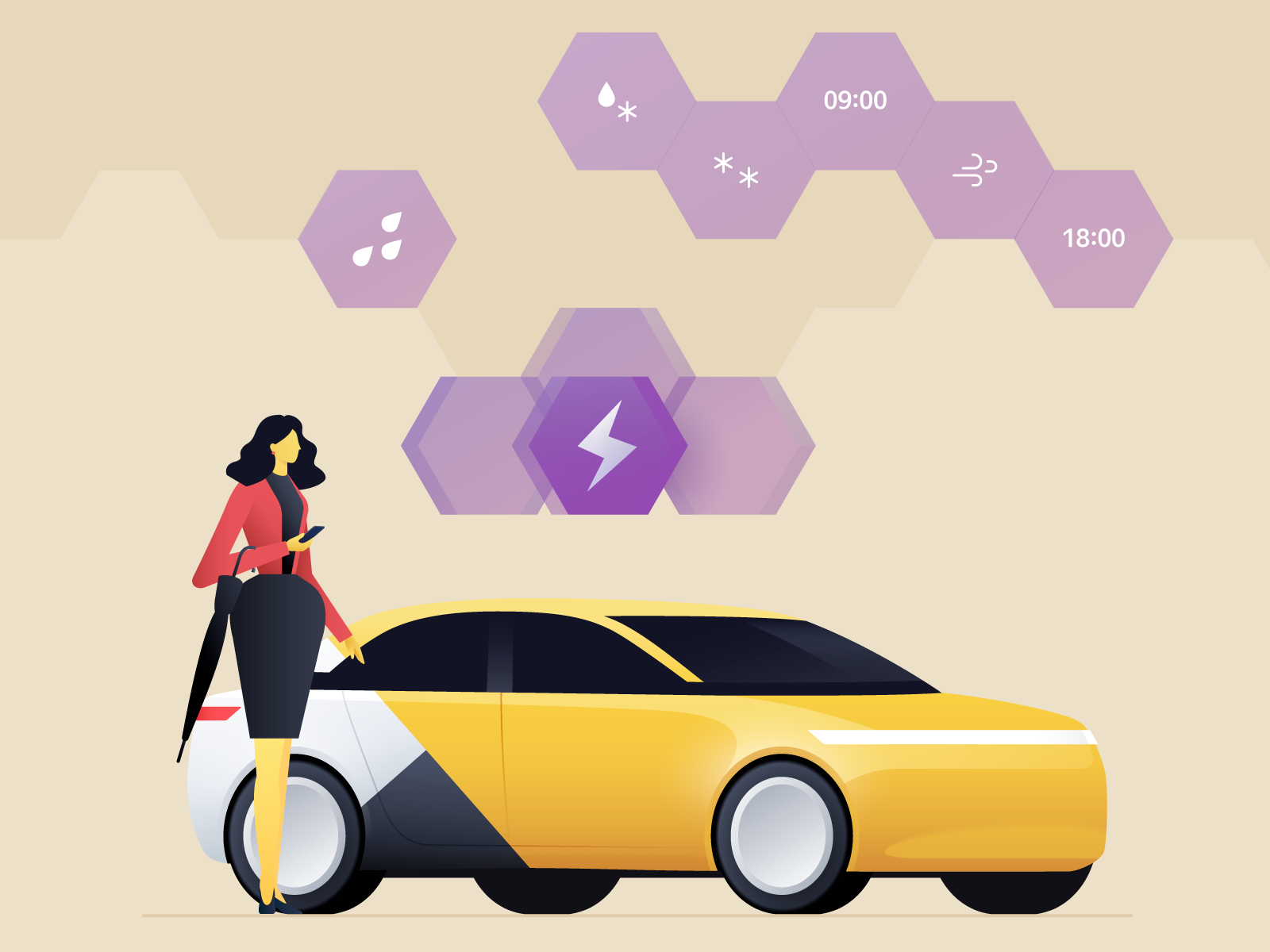 Динамическое ценообразование, или Как Яндекс.Такси прогнозирует высокий спрос - 1