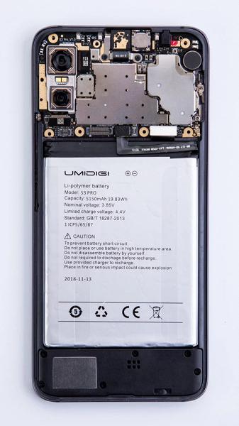 Фото дня: новый камерофон с 48-мегапиксельным датчиком Sony IMX586 и аккумулятором на 5150 мА•ч