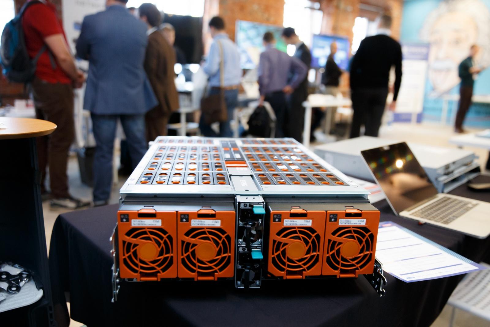 Конференция ПРОSTOR 2018: вопросы и ответы про будущее СХД - 1
