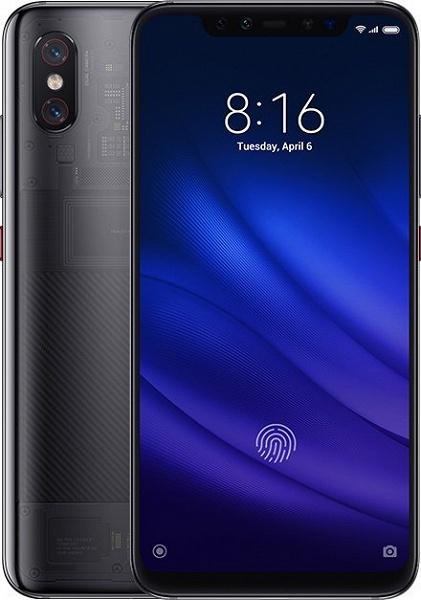 Смартфон Xiaomi Mi 8 Pro прибыл в Россию