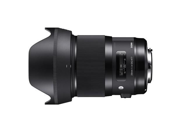 Sigma 28mm f/1.4 DG HSM ART