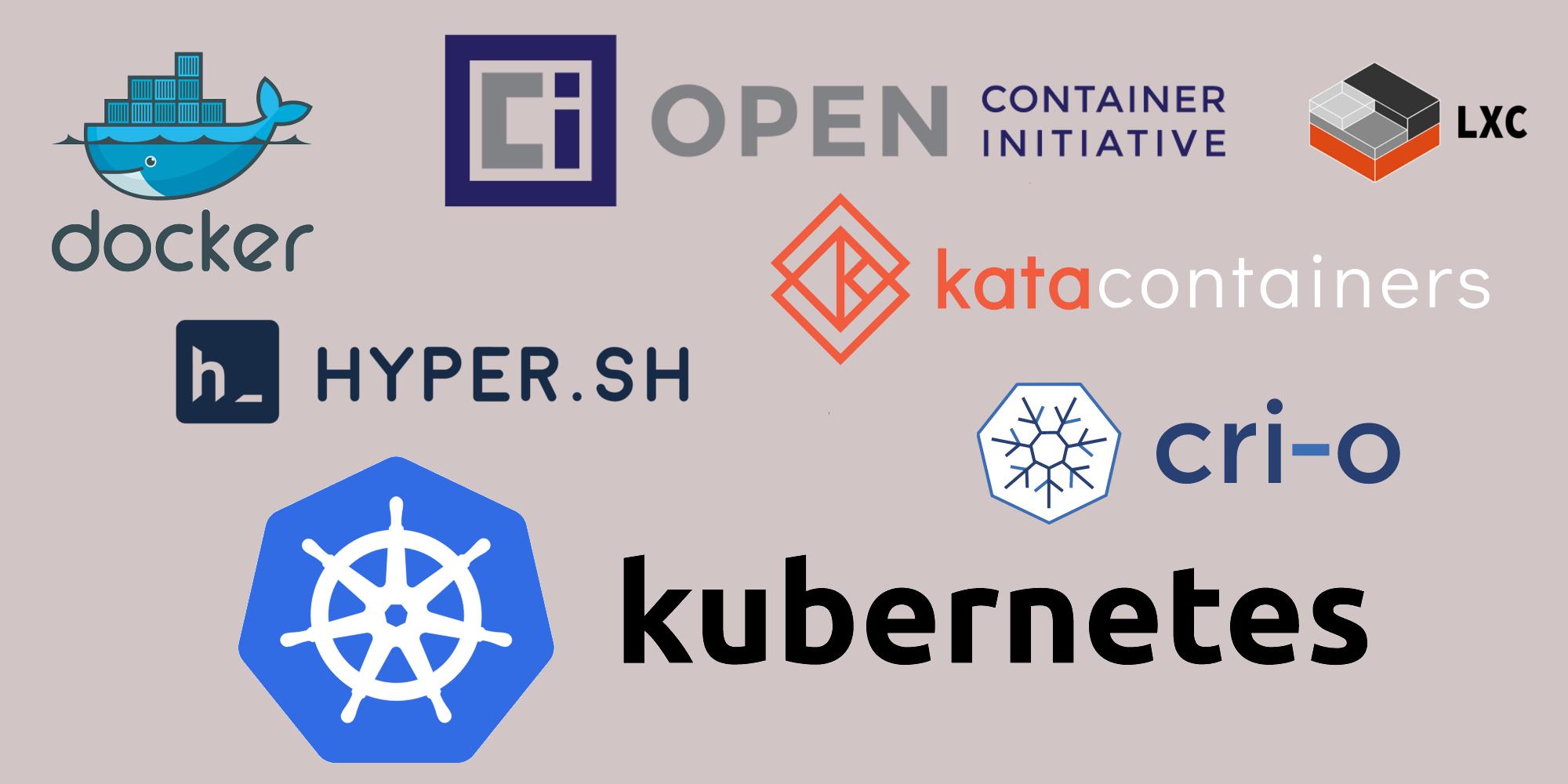 Прошлое, настоящее и будущее Docker и других исполняемых сред контейнеров в Kubernetes - 1