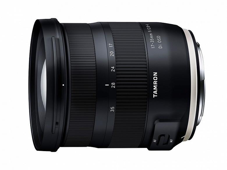 Устранена несовместимость трех моделей объективов Tamron с камерой Nikon Z7