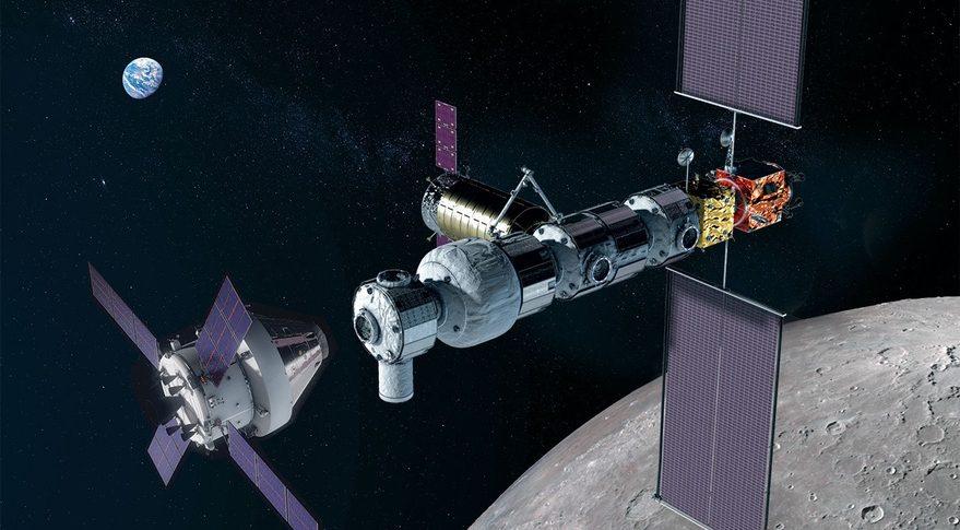 NASA объявило о новом полете на Луну - 1