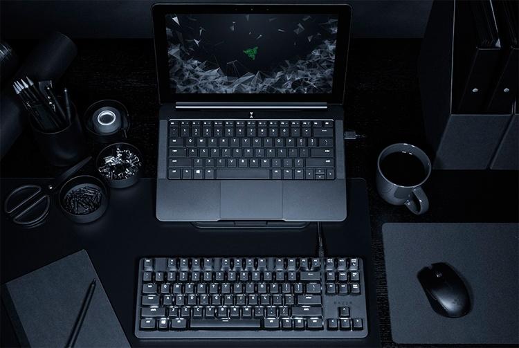 Razer BlackWidow Lite: компактная клавиатура механического типа