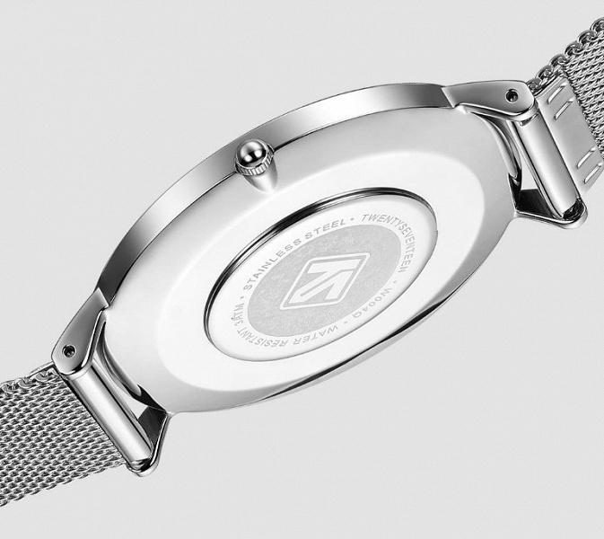 Xiaomi TwentySeventeen Ultra-Thin — невероятно тонкие кварцевые часы с сапфировым стеклом и ценой в 25 долларов