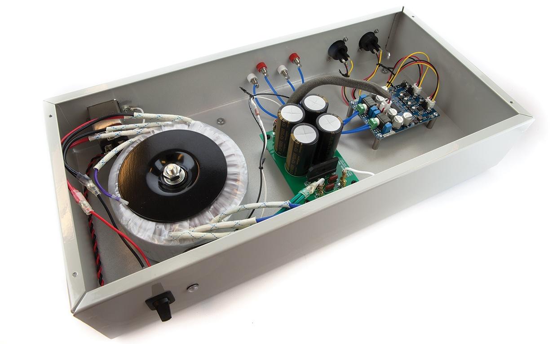 Собираем собственный аудио усилитель профессионального уровня не (очень) дорого - 1